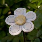 Keramik Blume von isi-way.com