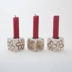Keramik Kerzenständer von isi-way.com