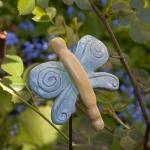 Keramik Schmetterling von isi-way.com