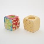Keramik  Kerzenständer