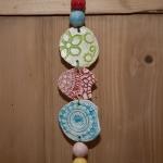 Keramik Windspiel