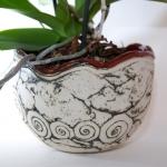 Keramik Übertopf/Pflanzgefäß