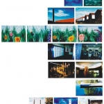 Übersicht der Ausstellungsbilder