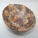 Keramik Obstschale